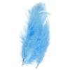 Marabou Feathers Bulk Turquoise